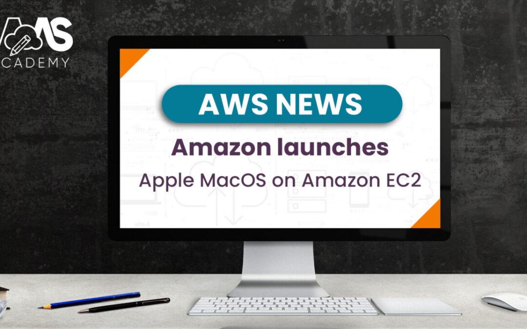 Amazon launches Apple Mac Instances on AWS EC2