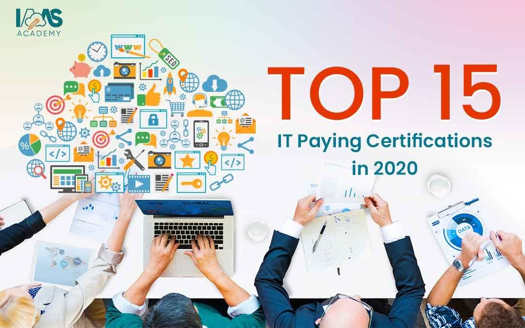 15 Top Paying IT Certifications in 2020